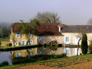 Moulin de Vaudres | gîte, Gabillou