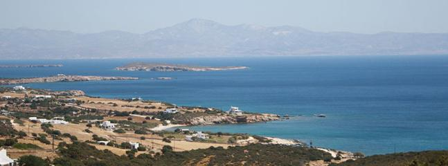 Coastline of Paros - activities for all ages