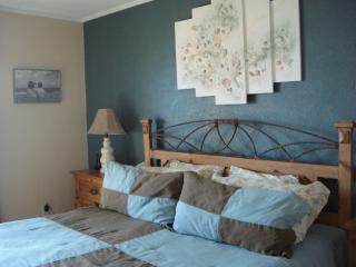 Redecorated bedroom