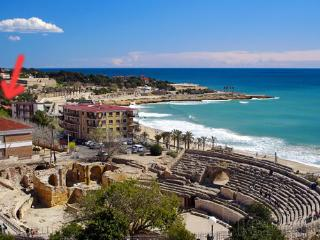 TARRACO CITY - BEAUTIFUL SEA VIEWS - NEXT TO THE AMPHITHEATER, BEACH, OLD TOWN