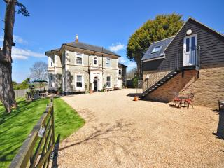 Clevelands Country House self catering holidays on the beautiful Isle of Wight