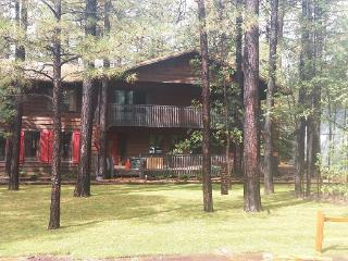ONE OF A KIND MOUNTAIN LODGE - 4500 SQ FT OF FUN, GAME ROOM, THEATER-SLEEPS 28