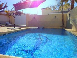 (535) Casa Juana (2) 3 bed apartment large private pool air-con WiFi quiet area