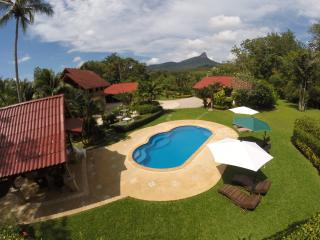 Cliffside Lagoon 'Zipline' Villa, Ao Nang, Krabi