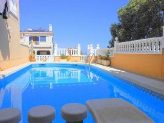 (493) Casa Camarcha Playa 3 bed house air-con Wi-Fi great views near amenities