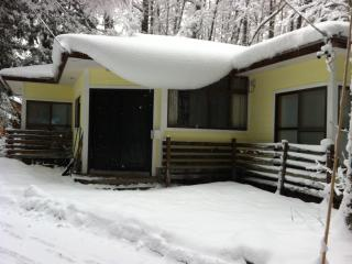 Front of house - winter