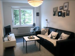 appartement d'architecte à Loèche-les-Bains, Leukerbad