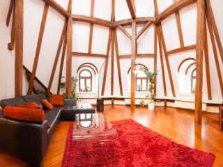 Luxury Loft 2BR, 2BA Penthouse Old Town apartment, Prague