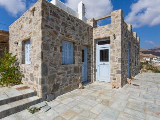 Eine erstaunliche Stein Villa-B in Serifos