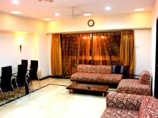 Group service apartment 2 bhk near juhu & airport