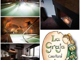 Casa Rural & Spa La Graja, Chinchon