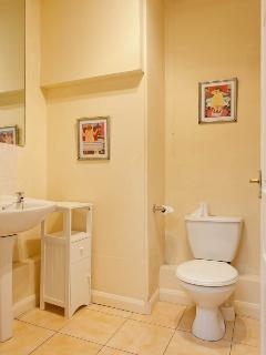 Main bathroom, also additional en suite bathroom and shower room within the property