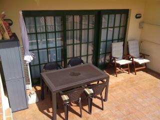 Apartamento con ampliada terraza soleada, San Vicente de la Barquera