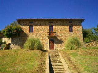 Villa Baroni, Fosciandora