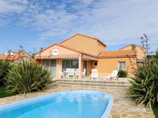 Vendee Villa Sophora 6P with private heatable pool, Les Sables-d'Olonne