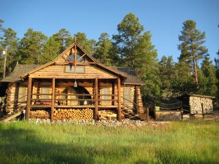 Historic Log Cabin at Canyon Ferry Lake, Helena