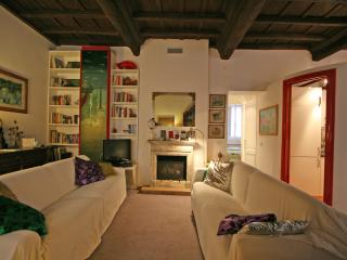 Titta Scarpetta - Charming 2 bedroom apartment in old Trastevere with AC and