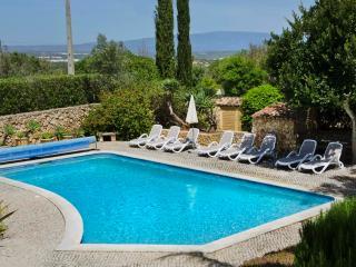 VILLA de estilo de vida do Mediterrâneo, perto do Carvoeiro