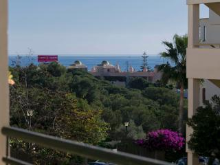 Apartment 350 m from the sea with air conditioner, Sitio de Calahonda