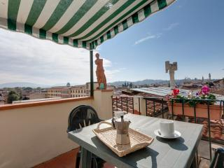 Luxury apartment with a wonder, Florencia