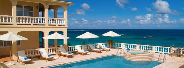 Villa Ultimacy AVAILABLE CHRISTMAS & NEW YEARS: Anguilla Villa 13 Quiet Conversation, Reflection And Peaceful Meditation To The Pulse Of The Calming Surf Against The Rocks., Island Harbour