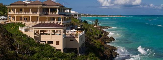 Villa Ultimacy AVAILABLE CHRISTMAS & NEW YEARS: Anguilla Villa 146 Quiet Conversation, Reflection And Peaceful Meditation To The Pulse Of The Calming Surf Against The Rocks., Island Harbour