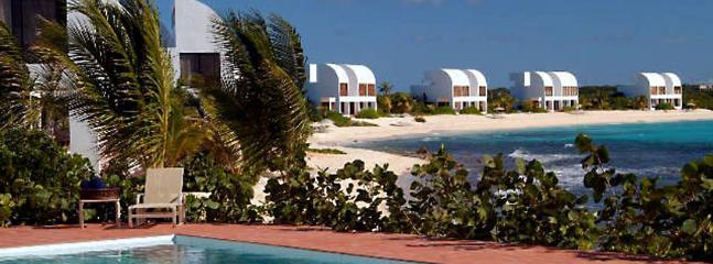 Cove Castles The Point Villa SPECIAL OFFER: Anguilla Villa 156 Breathtaking Views Of The Glistening White Fine Sand Beach, Turquoise Sea And Clear Blue Sky., West End Village