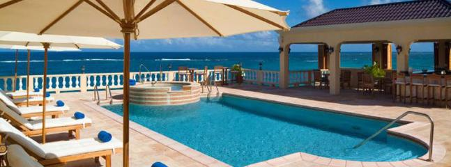 AVAILABLE CHRISTMAS & NEW YEARS: Anguilla Villa 145 Quiet Conversation, Reflection And Peaceful Meditation To The Pulse Of The Calming Surf Against The Rocks., Island Harbour