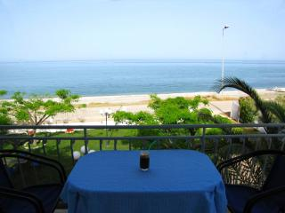 Lepenioti seaside apartments in Velika Greece