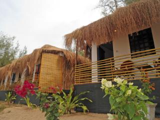 Goa Patnem beach front cottages