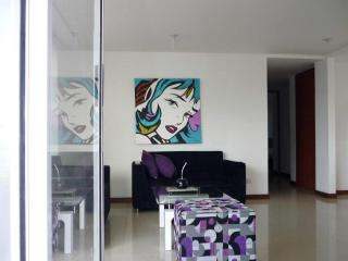 3 bed 3 bath in exclusive Provenza area in Poblado, Medellin