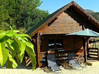 Finepark  log cabin Andalucia, Finestrat