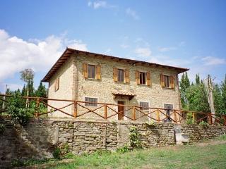 Villa la ginestra, Tregozzano