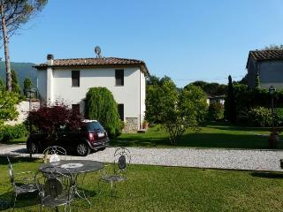 holiday apartment in villa near Lucca A, Santa Maria del Giudice