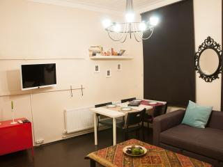 A flat that fusions history and comfort, in Galata, Istanbul