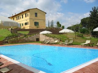 luxury villa near Pisa, Montopoli in Val d'Arno