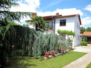 Apartment near Labin in calm green place
