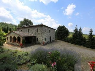 villa giulione, with swimming pool, quiet location