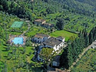 chianti holiday apartment in villa B4