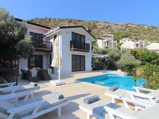 Luxury 'Villa Evin' Only 100m From The Sea Front With Heated Infinity Pool.