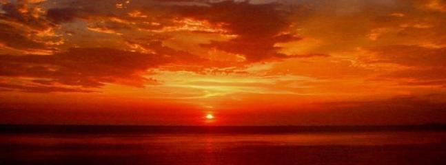 Enjoy Gorgeous Sunsets