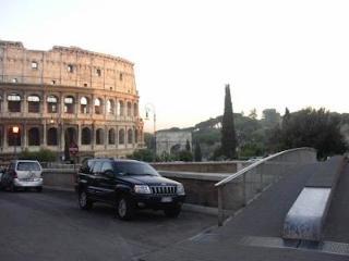 Vacanze al Colosseo, Roma