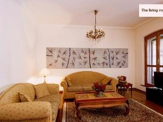 Spacious Historical Flat @Taksim Center 2BR -6 ppl