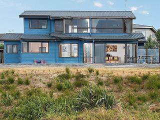 The Blue House, Papamoa
