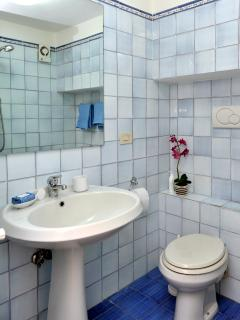 Second bathroom (upper floor)