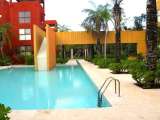 Wonderful Apartment In Playacar Sian Kaan, Colonia Luces en el Mar