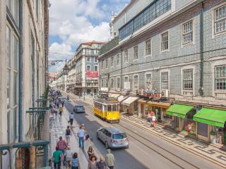 Downtown Baixa, Lissabon