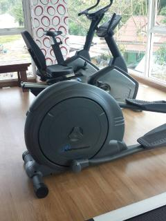 Gym on the second floor