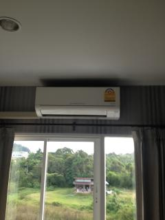Powerful new A/C units throughout