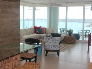Todas las amenidades de un resort la playa, Nueva Gorgona
